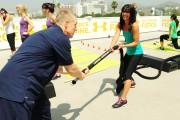 Джессика Зор, фото 1015. Jessica Szohr Armour Women's Training Event in Hollywood - 23.06.2011, foto 1015