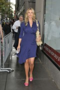 Иванка Трамп, фото 690. Ivanka Trump walks into the Today show in New York City - 18.08.2011, foto 690