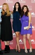 Кая Скоделарио, фото 292. Kaya Scodelario 'Wuthering Heights' Photocall at Venice Film Festival - 06.09.2011, foto 292