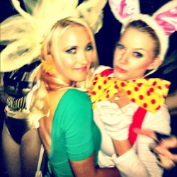 Emily Osment @ Halloween party 10/29/11