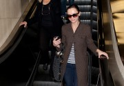 Christina Ricci On The Escalator at LAX October 30, 2011 HQ x 11