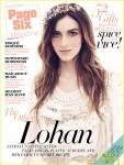 Aliana Lohan - Page Six Magazine December 2011