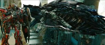 Transformers 3 / Transformers The Dark of the Moon (2011) PL.DVDRip.XviD.AC3-Sajmon