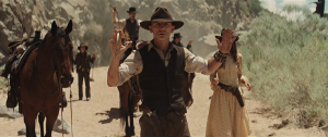Kowboje i obcy / Cowboys and Aliens (2011) Theatrical Cut PL.720p.BDRip.XviD.AC3-ELiTE | Lektor PL