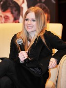 Аврил Лавин, фото 13955. Avril Lavigne Press Conference For The New Year Gala In Wuhan China - December 30, 2011, foto 13955