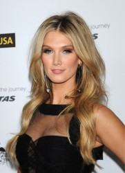 Дэльта Гудрэм, фото 1581. Delta Goodrem G'Day USA Black Tie Gala in Hollywood - 14.01.2012, foto 1581