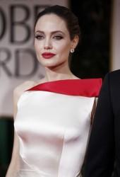 Анджелина Джоли, фото 7427. Angelina Jolie - 69th Annual Golden Globe Awards, january 15, foto 7427