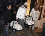 Мэрайя Кэри, фото 6111. Mariah Carey December, 31 2011 Out & about in Aspen, foto 6111