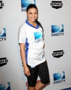 Жордин Спаркс, фото 420. Jordin Sparks DIRECTV's Sixth Annual Celebrity Beach Bowl in Indianapolis - 04.02.2012, foto 420