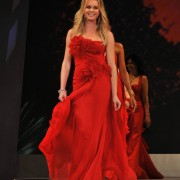Ребекка Ромин, фото 922. Rebecca Romijn - The Heart Truth's Red Dress Collection 2012 FS, february 8, foto 922