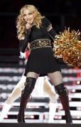 Мадонна (Луиза Чикконе Ричи), фото 1191. Madonna (Louise Ciccone Ritchie)Superbowl Halftime, 05.02.2012, foto 1191