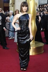 Роуз Бирн, фото 600. Rose Byrne 84th Annual Academy Awards in LA, 26.02.2012, foto 600