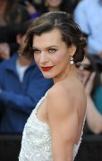 Милла Йовович, фото 1991. Milla Jovovich 84th Annual Academy Awards - February 26, 2012, foto 1991