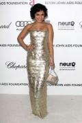 Ванесса Энн Хадженс, фото 7888. Vanessa Anne Hudgens Elton John AIDS Foundation Academy Awards Viewing Party - February 26, 2012, foto 7888