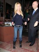 Тара Рейд, фото 2386. Tara Reid leaves Carlitos Gardel Restaurant in Hollywood, february 29, foto 2386