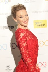 Кайли Миноуг, фото 4076. Kylie Minogue Syney Mardi Gras VIP party in Sydney, Australia, March 1, foto 4076