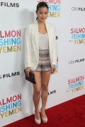 Джэми Чунг, фото 217. Jamie Chung 'Salmon Fishing In The Yemen' Los Angeles premiere at the Directors Guild Of America on March 5, 2012 in Los Angeles, California, foto 217
