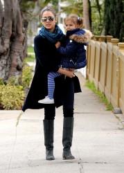 Джессика Альба, фото 25425. Jessica Alba out in LA, march 6, foto 25425