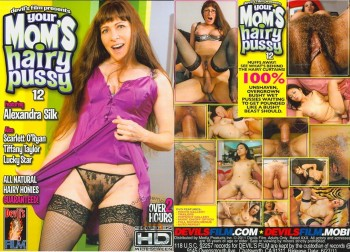 Your Moms Hairy Pussy 12