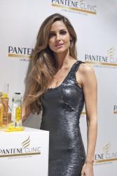 Арианднэ Атилес, фото 454. Ariadne Artiles the Opening of Pantene Clinic in Madrid, 07.03.2012, foto 454