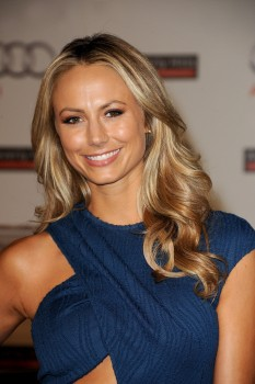 Стейси Кейблер, фото 2961. Stacy Keibler Grand opening of Audi Beverly Hills in LA, 08.03.2012, foto 2961