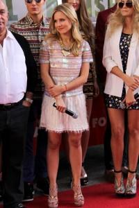 Кристен Белл, фото 8409. Kristen Bell Topshop Topman Store Opening in Las Vegas, 08.03.2012, foto 8409