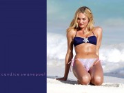 Candice Swanepoel : Very Hot Wallpapers x 4