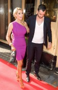 Nicola McLean at the Tesco Magazine Mum Of The Year Awards 2012 at The Waldorf Hilton Hotel in London 11th March x4
