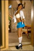 Прия Райi Анджали, фото 416. Priya Anjali Rai 'Naughty Schoolgirl' Foxes Set, foto 416