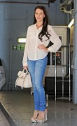 Danielle Lloyd Outside the London Studios 27th March x7