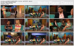 ELIZABETH HASSELBECK - legs - The View - April 16, 2012