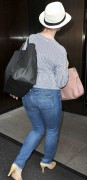 Christina Hendricks - out and about in New York 05/16/12