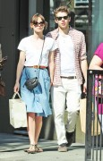 Keira Knightley and James Righton キーラ・ナイトレー ジェームス・ラントン