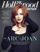 Christina Hendricks - The Hollywood Reporter June 2012 issue