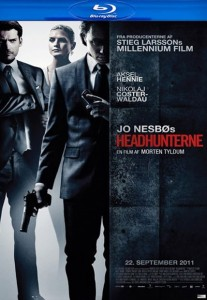Download Headhunters (2011) BluRay 720p 600MB Ganool
